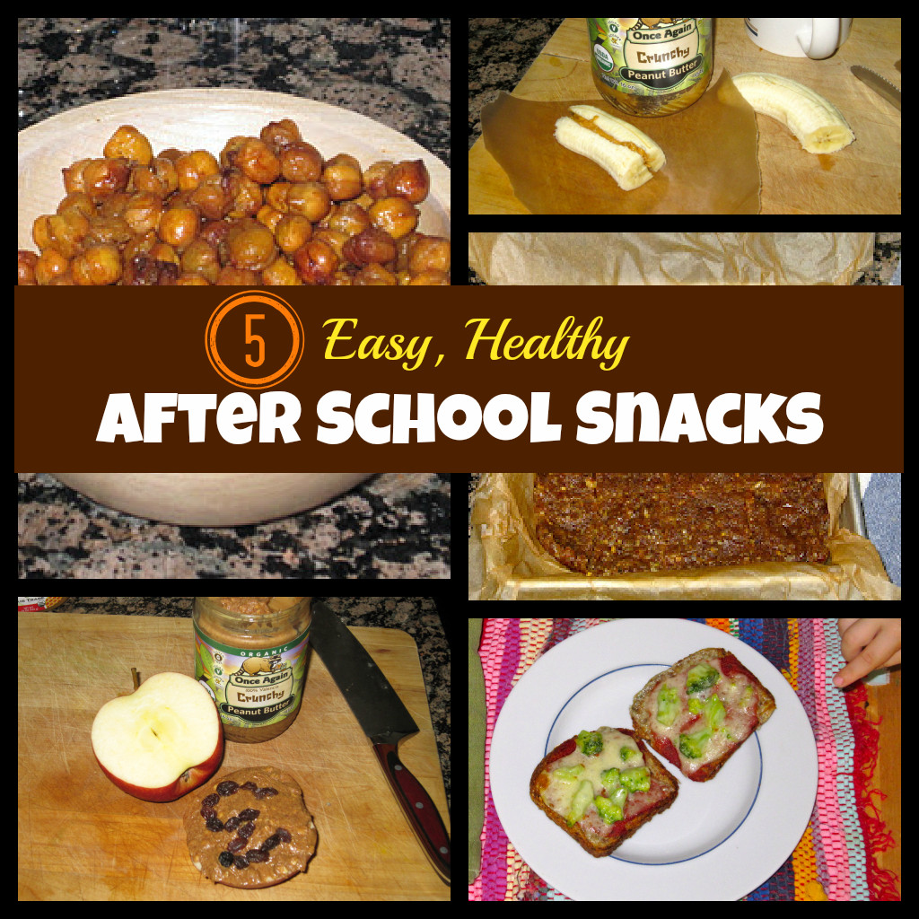Easy Healthy Afterschool Snacks  Easy Healthy After School Snacks