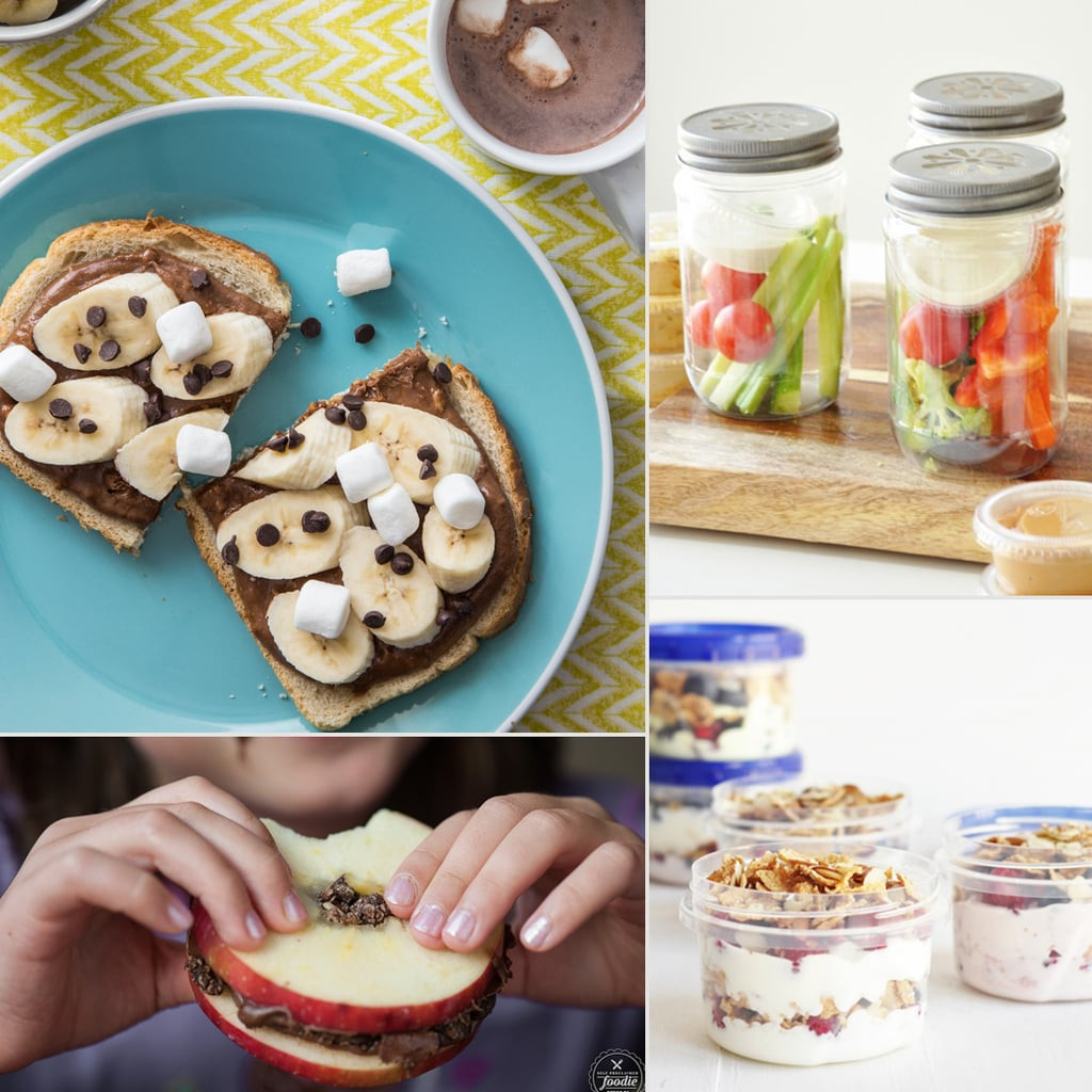 Easy Healthy Afterschool Snacks  Quick and Easy After School Snacks