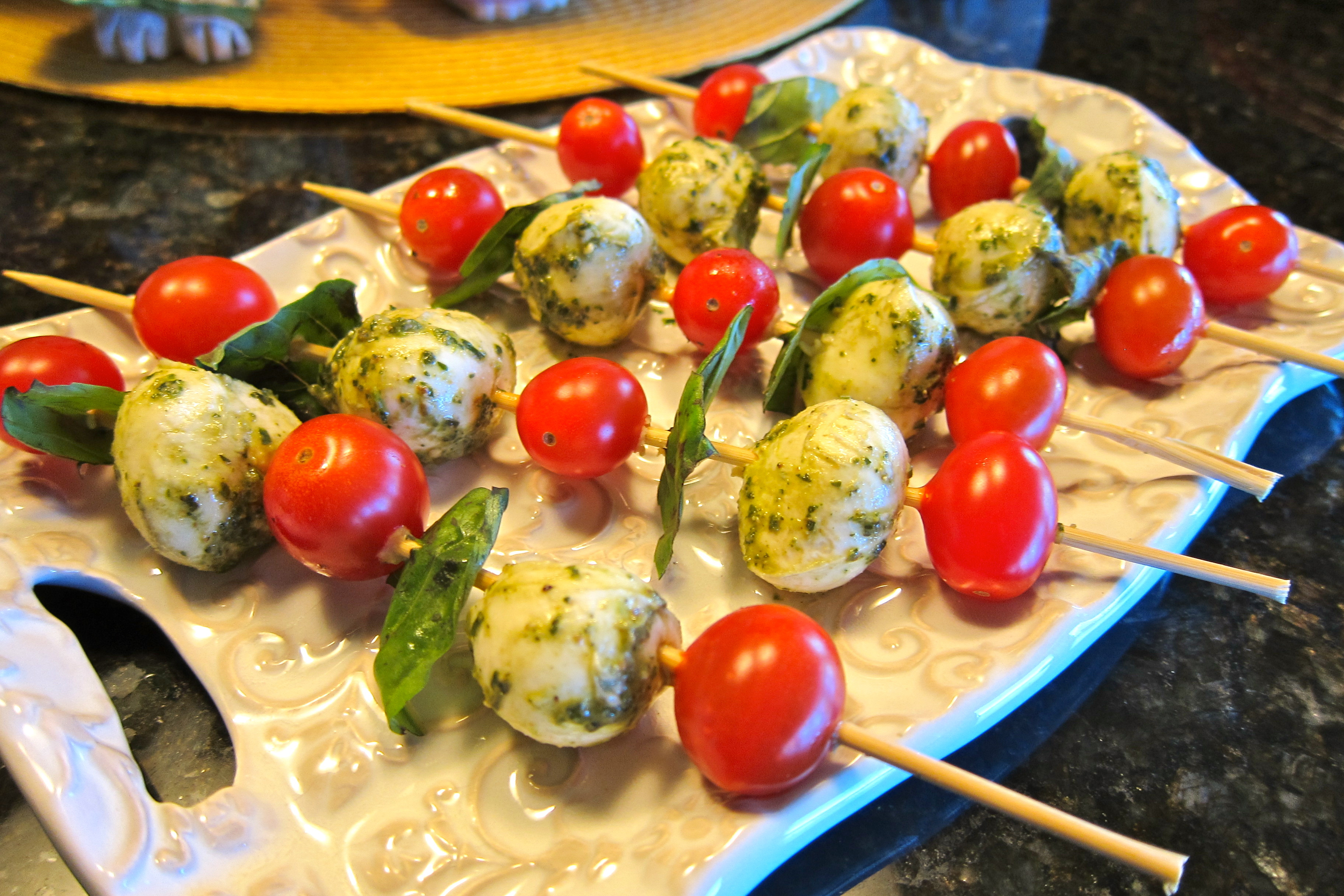 Easy Healthy Appetizers Finger Foods  Appetizers – Simply Living Healthy