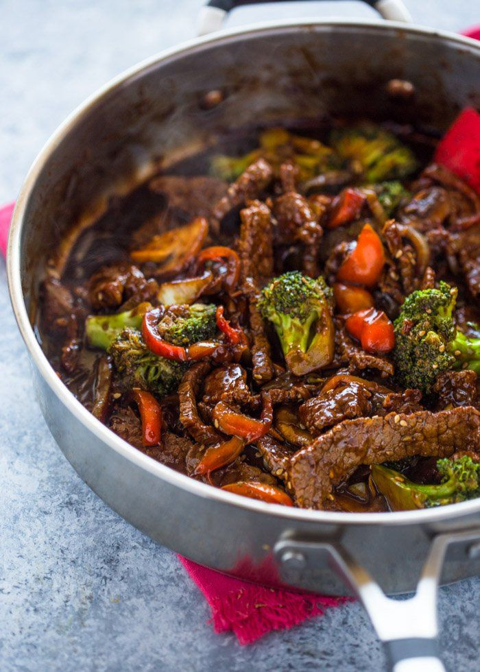Easy Healthy Asian Recipes  Best 25 Broccoli stir fry ideas on Pinterest