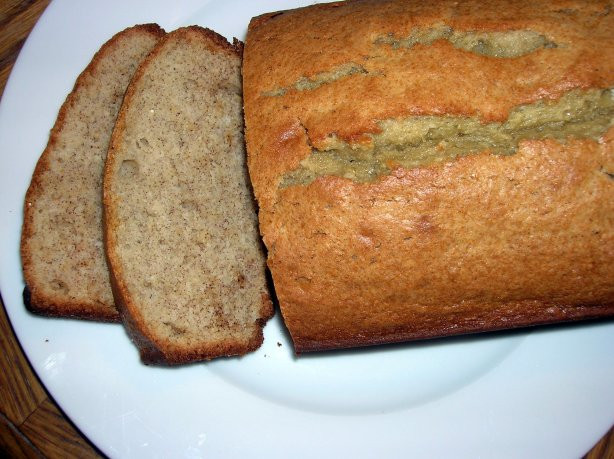 Easy Healthy Banana Bread  Quick Easy Healthy Yummy Banana Bread Recipe Food