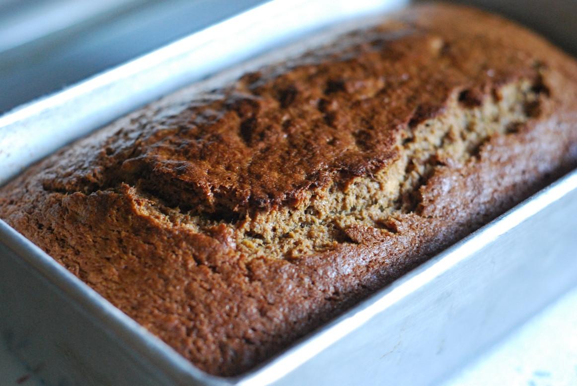 Easy Healthy Banana Bread Recipe  Building a Recipe for Simple Healthy and Delicious Banana