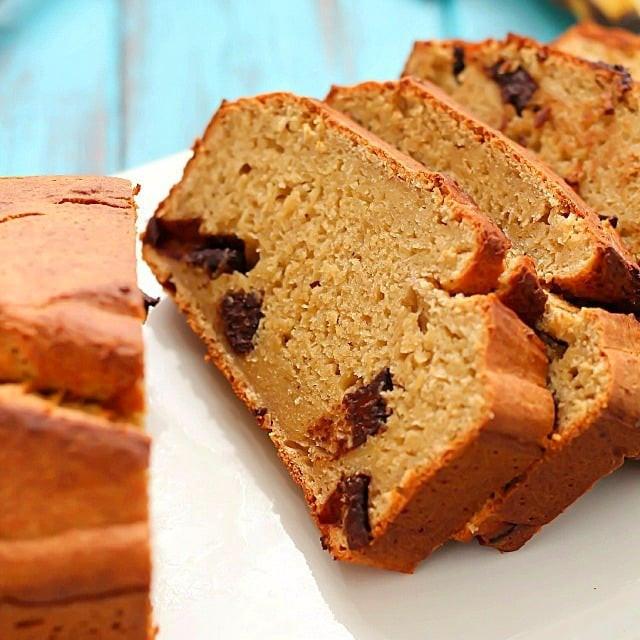 Easy Healthy Banana Bread  Secret Ingre nt Healthy Banana Bread Recipe Yummy