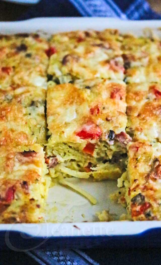 Easy Healthy Breakfast Casseroles  Holiday Brunch Ideas