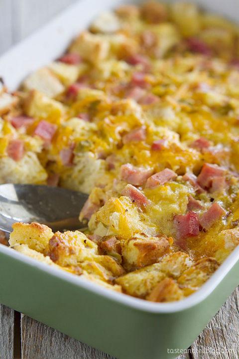 Easy Healthy Breakfast Casseroles  56 Easy Breakfast Casserole Recipes Best Make Ahead Egg