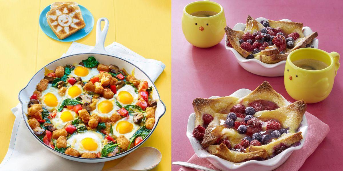 Easy Healthy Breakfast For Kids  35 Easy Kid Friendly Breakfast Recipes Quick Breakfast