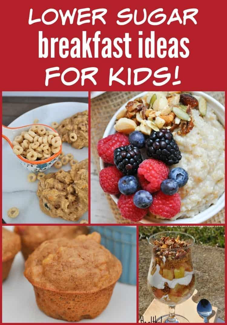 Easy Healthy Breakfast For Kids  Breakfast Ideas for Kids
