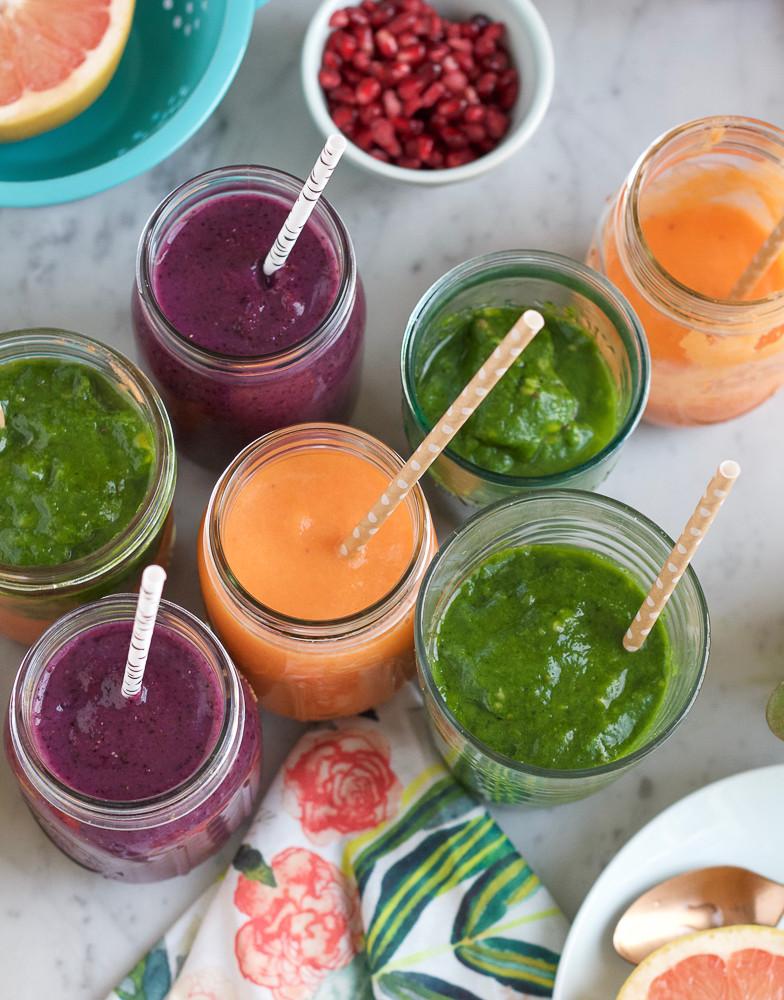 Easy Healthy Breakfast Smoothie  Healthy Breakfast Smoothies • Hip Foo Mom