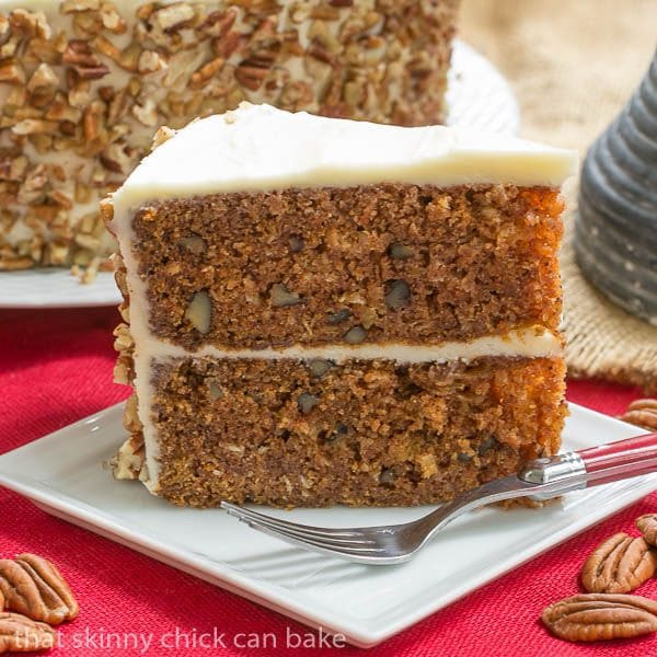 Easy Healthy Carrot Cake Recipe  Top 10 Birthday Cakes to Make Your Wish e True
