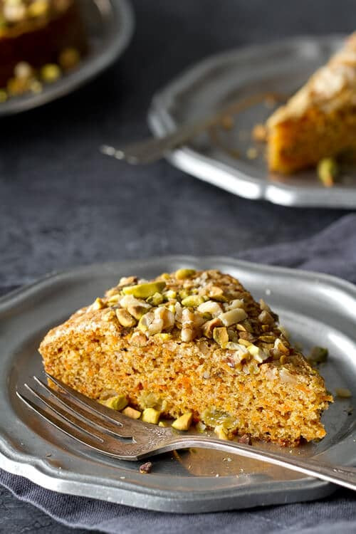 Easy Healthy Carrot Cake Recipe  Easy and Healthy Carrot Cake