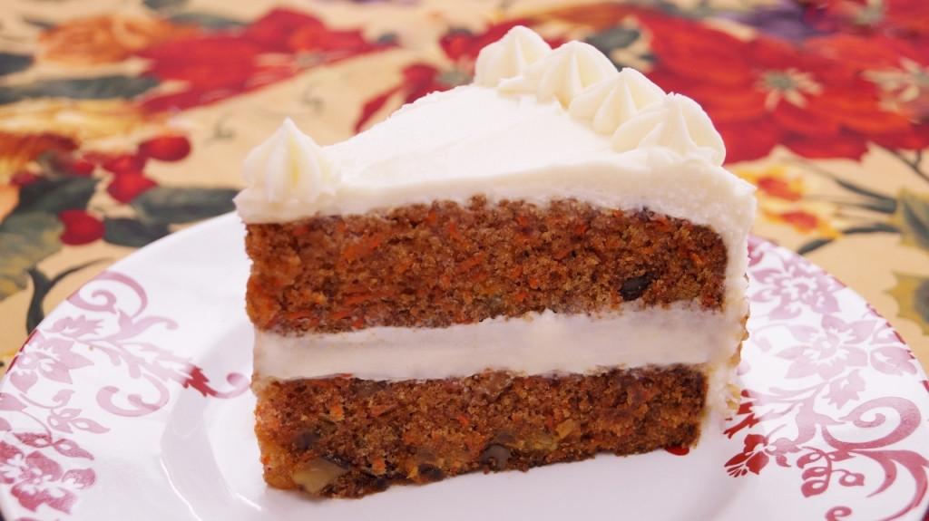 Easy Healthy Carrot Cake Recipe  Carrot Cake Recipe