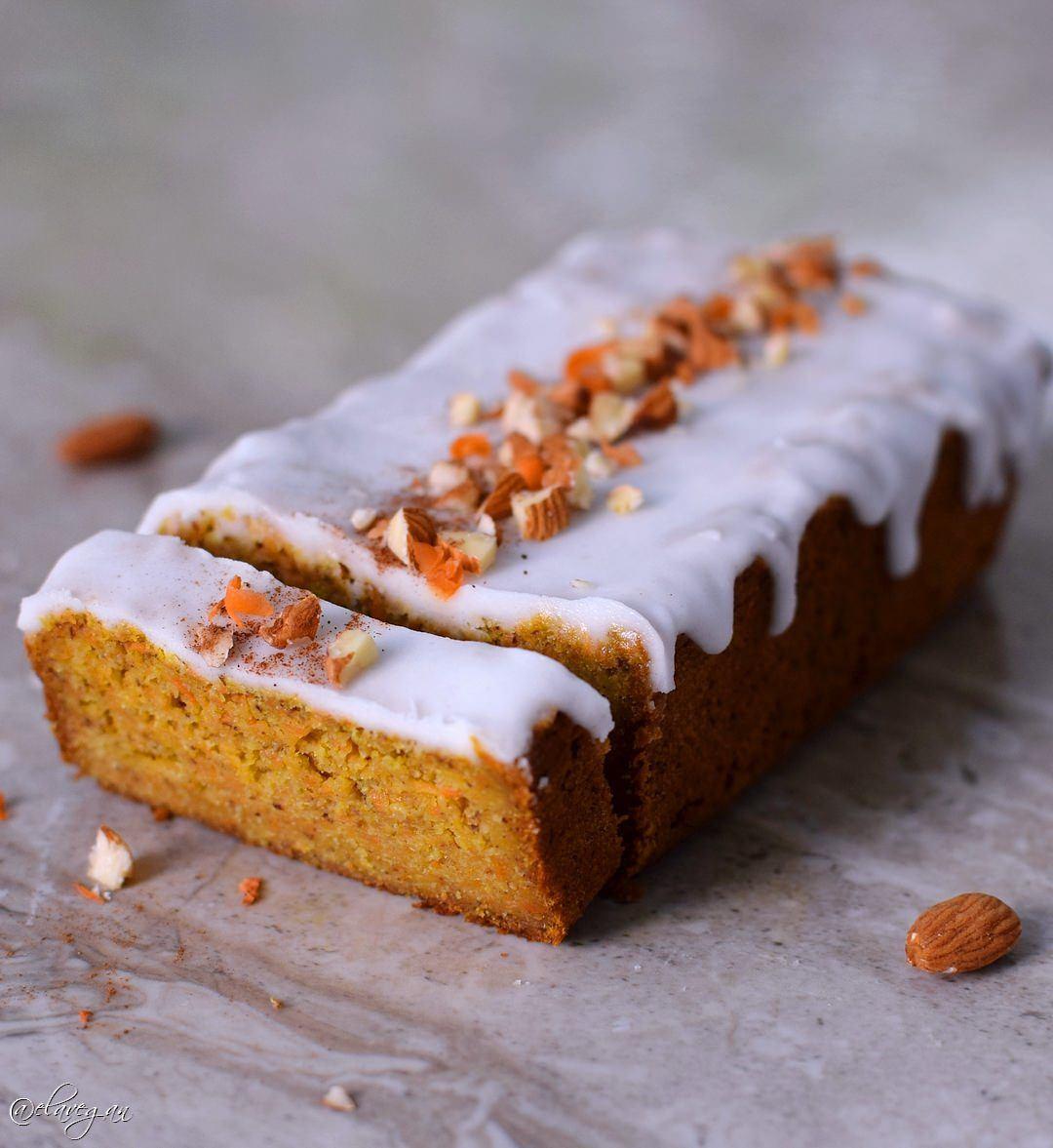 Easy Healthy Carrot Cake Recipe  Vegan gluten free carrot cake recipe