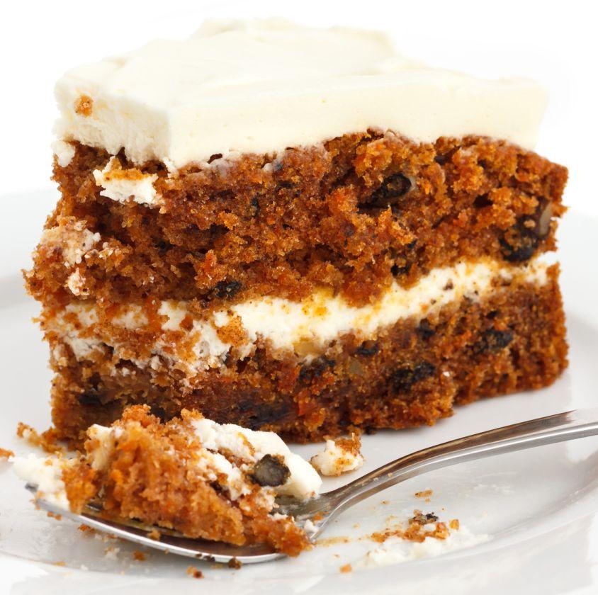 Easy Healthy Carrot Cake Recipe  Best Ever Carrot Cake recipe All 4 Women