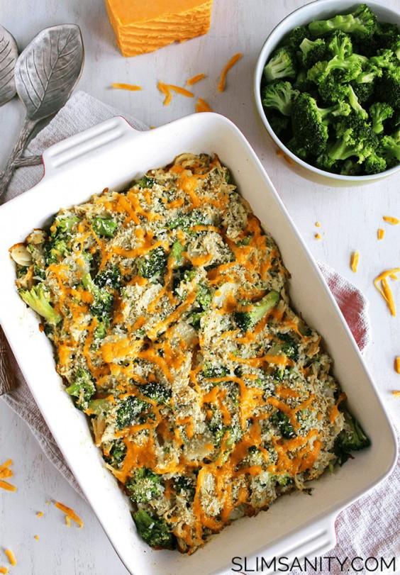 Easy Healthy Chicken Casserole Recipes  Casserole Recipes 23 e Dish Meals That Are Actually