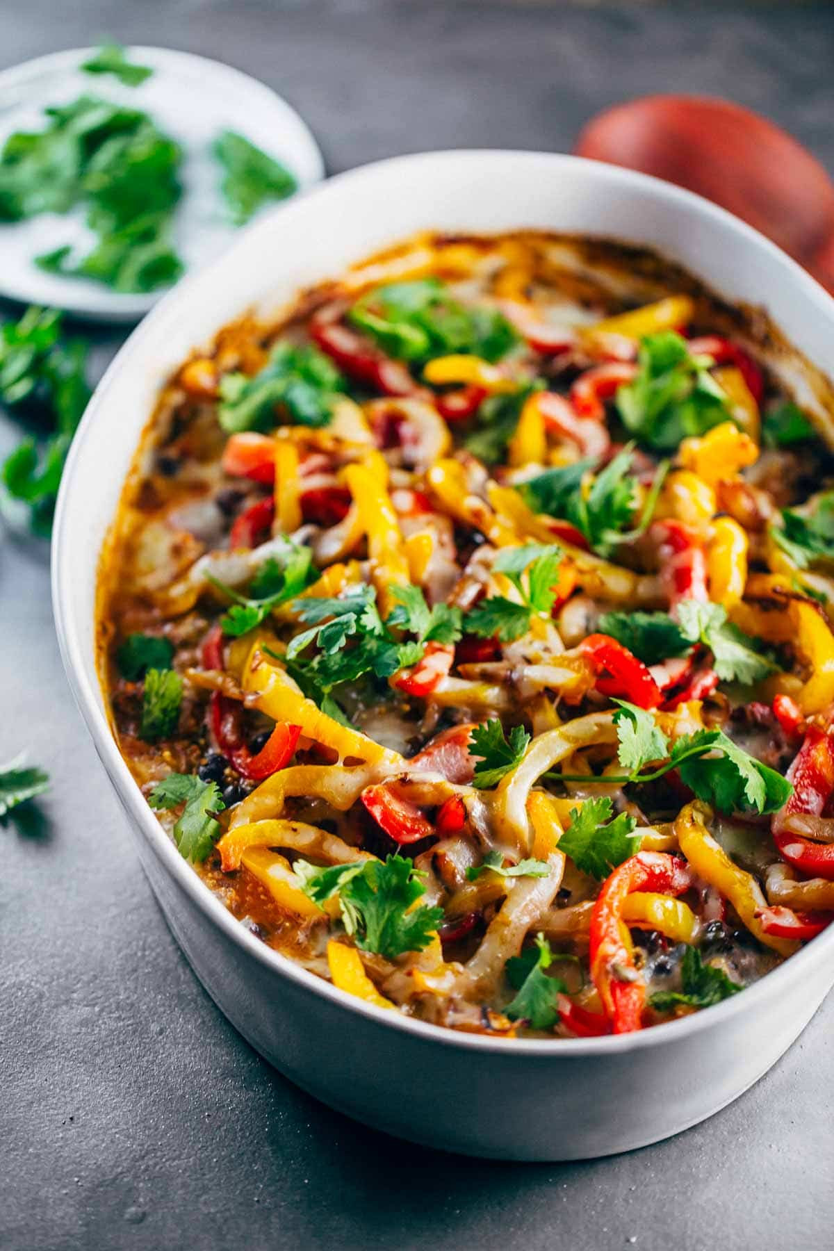 Easy Healthy Chicken Casseroles Recipes  Easy Mexican Chicken Quinoa Casserole Recipe Pinch of Yum