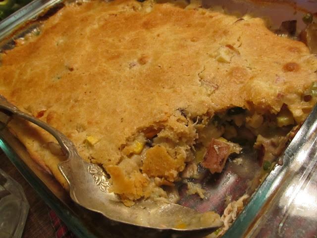 Easy Healthy Chicken Pot Pie  Homestead Wannabes Easy Healthy Chicken Pot Pie Recipe