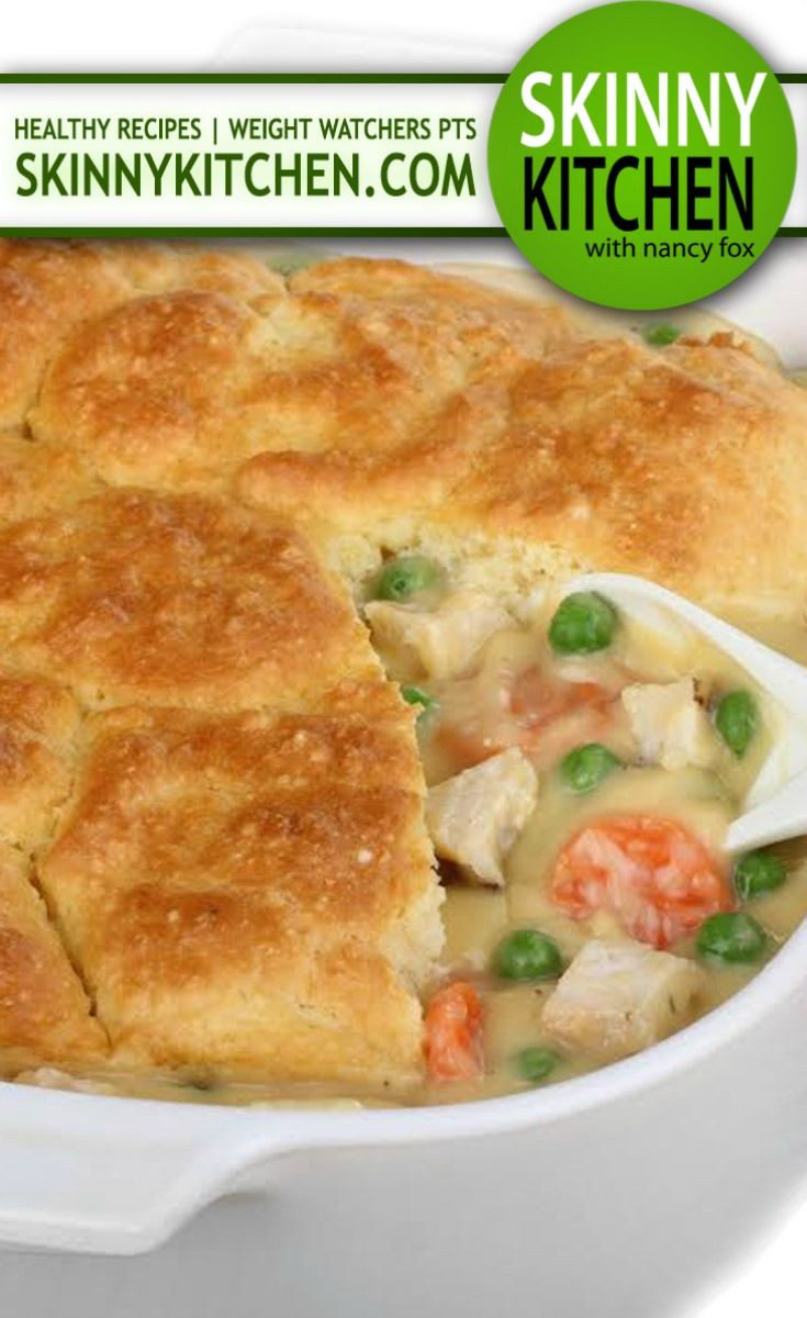 Easy Healthy Chicken Pot Pie  Best 25 Healthy chicken pot pie ideas on Pinterest