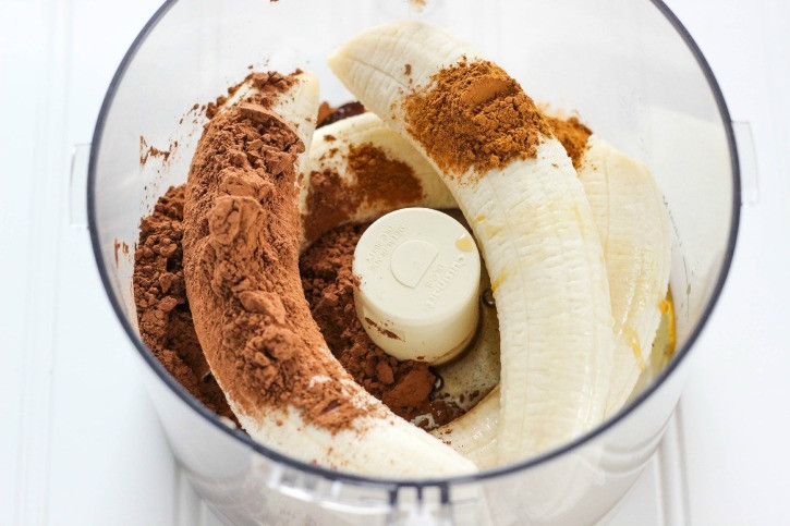 Easy Healthy Desserts Recipes  Healthy Banana Chocolate Pudding