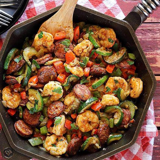 Easy Healthy Dinner For One  Easy e Skillet Meals to Make for Dinner Tonight