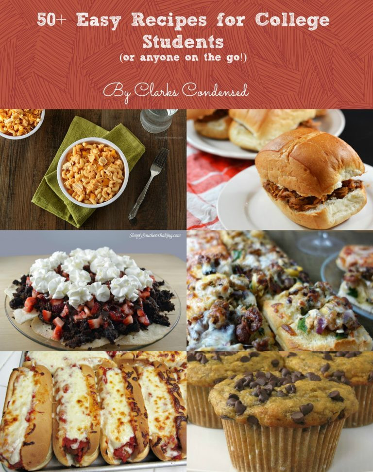 Easy Healthy Dinners For College Students  Local Meal Delivery Services Register GA