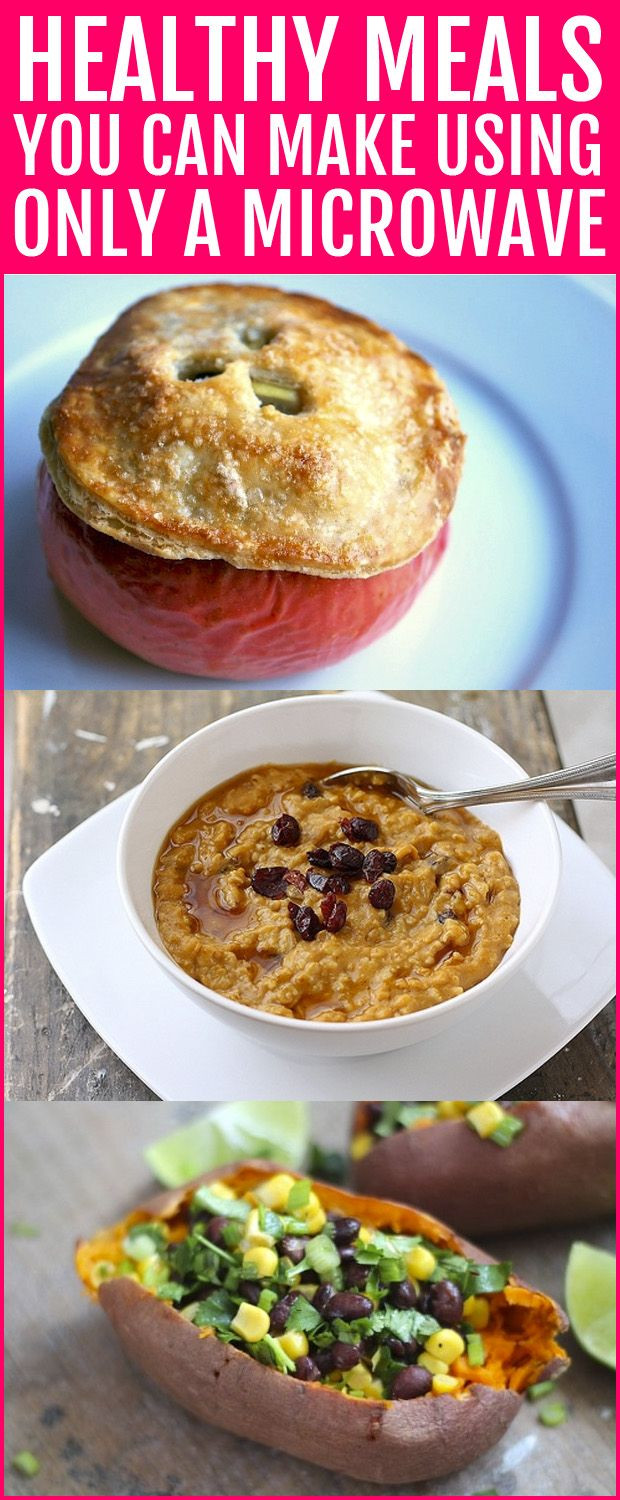 Easy Healthy Dinners For College Students  student meals