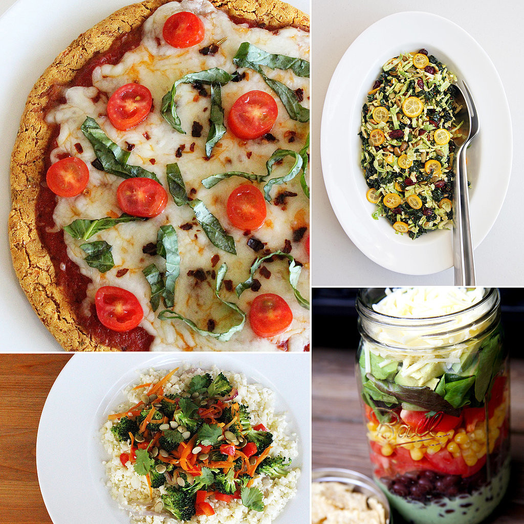 Easy Healthy Dinners For One  Healthy Dinner Recipes For 1 Person