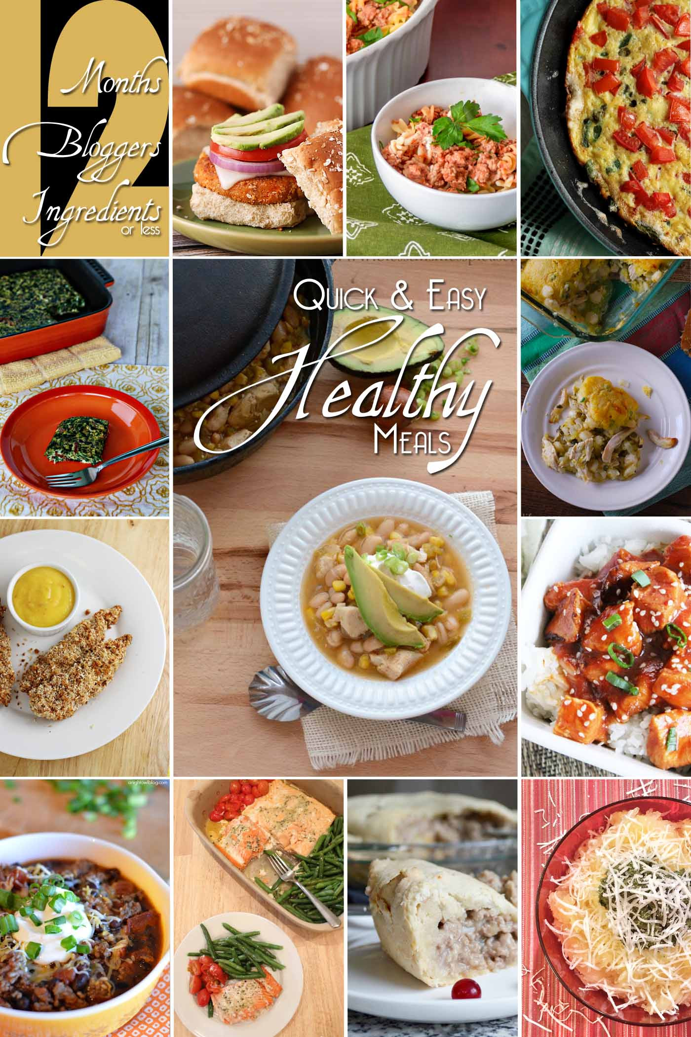 Easy Healthy Dinners  Quick & Healthy Recipe e Pan Baked Salmon & Ve ables