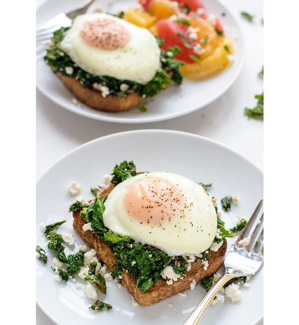 Easy Healthy Egg Breakfast  25 Healthy Egg Recipes to Stay Skinny