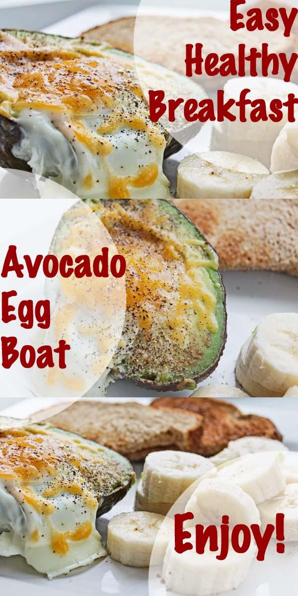 Easy Healthy Egg Breakfast  Easy Healthy Breakfast