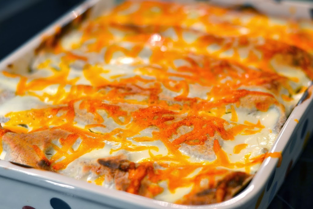 Easy Healthy Enchiladas  Easy Healthy Chicken Enchiladas The Runner Beans