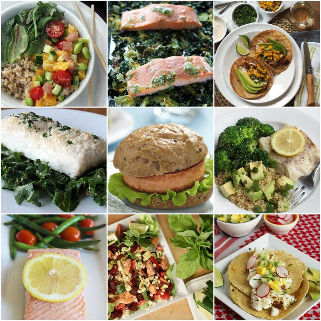 Easy Healthy Fish Recipes  Healthy and Easy Fish Recipes
