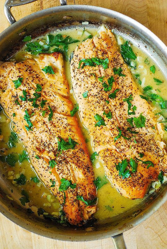 Easy Healthy Fish Recipes  25 best ideas about Fish on Pinterest