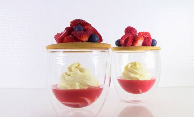 Easy Healthy Fruit Desserts  How to Make An Easy Fruit Dessert DIY Projects Craft Ideas