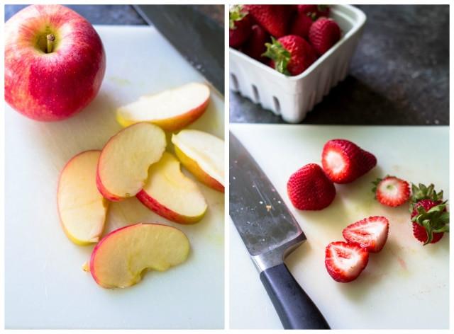 Easy Healthy Fruit Desserts  Super Easy Healthy Baked Fruit Dessert vegan and gluten