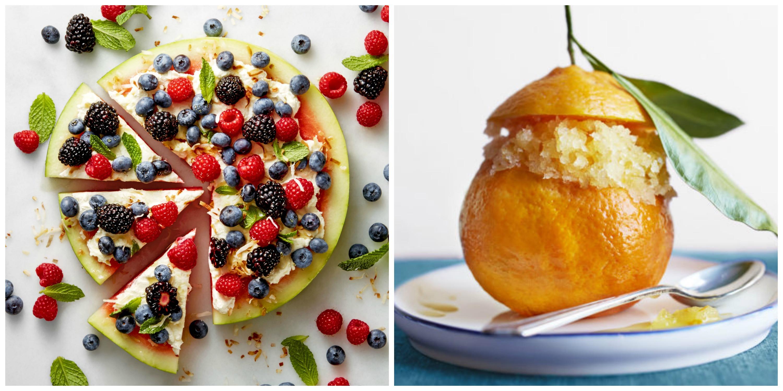Easy Healthy Fruit Desserts  25 Best Fruit Desserts Easy Recipes for Fresh Fruit