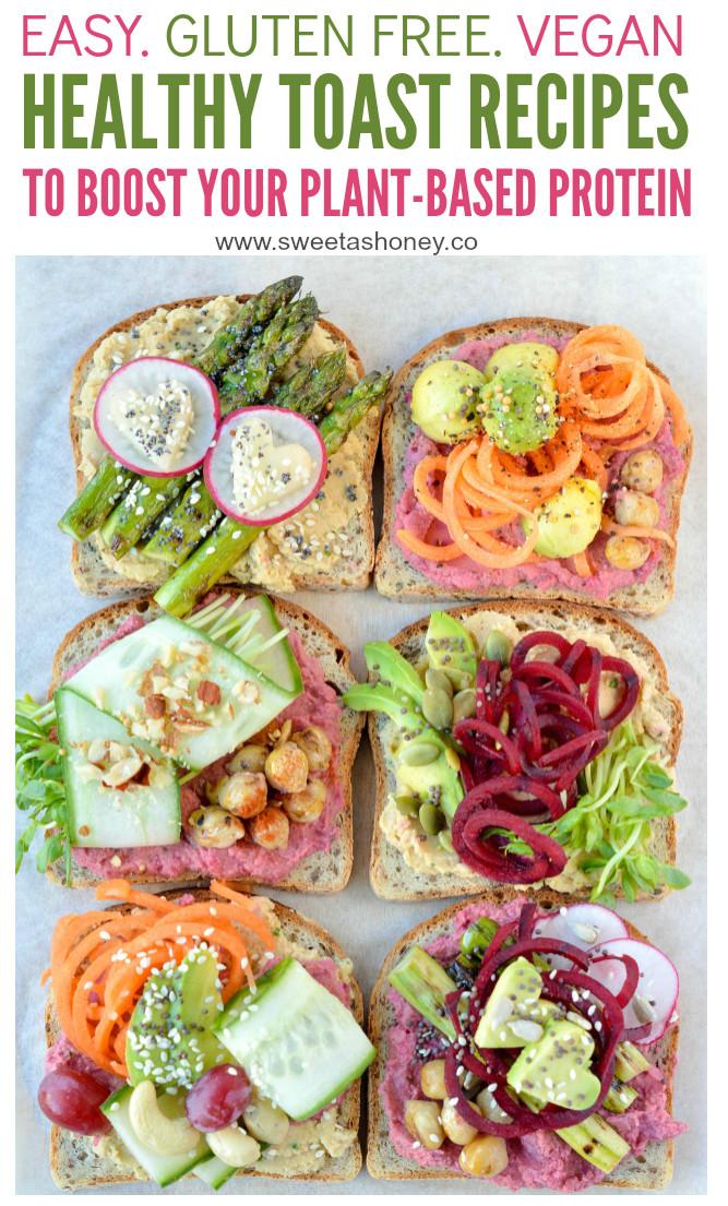 Easy Healthy Gluten Free Recipes  6 Healthy toast recipes