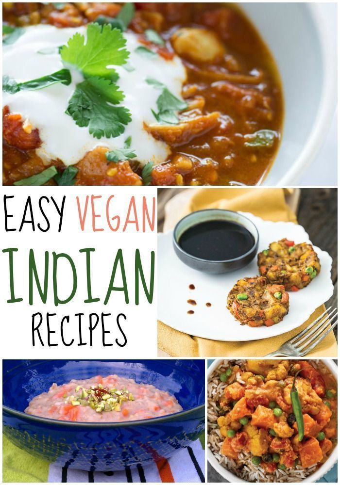 Easy Healthy Indian Recipes  4 Super Easy Vegan Indian Recipes – Healthy Slow Cooking