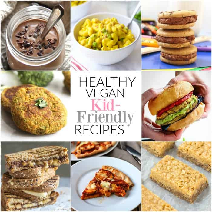Easy Healthy Kid Friendly Dinner Recipes  Kid Friendly Vegan Recipes