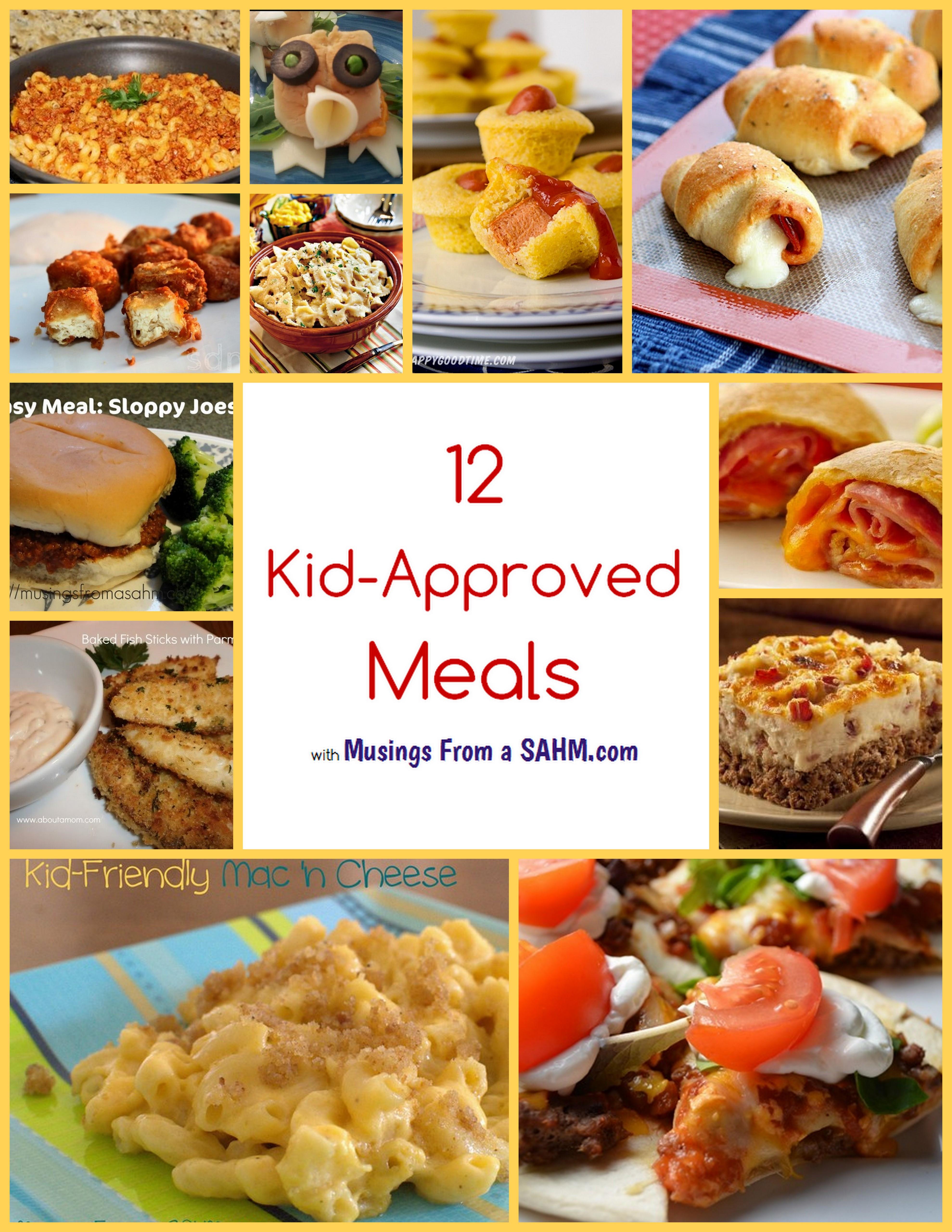 Easy Healthy Kid Recipes  Easy Healthy Recipe Menu Ideas Self