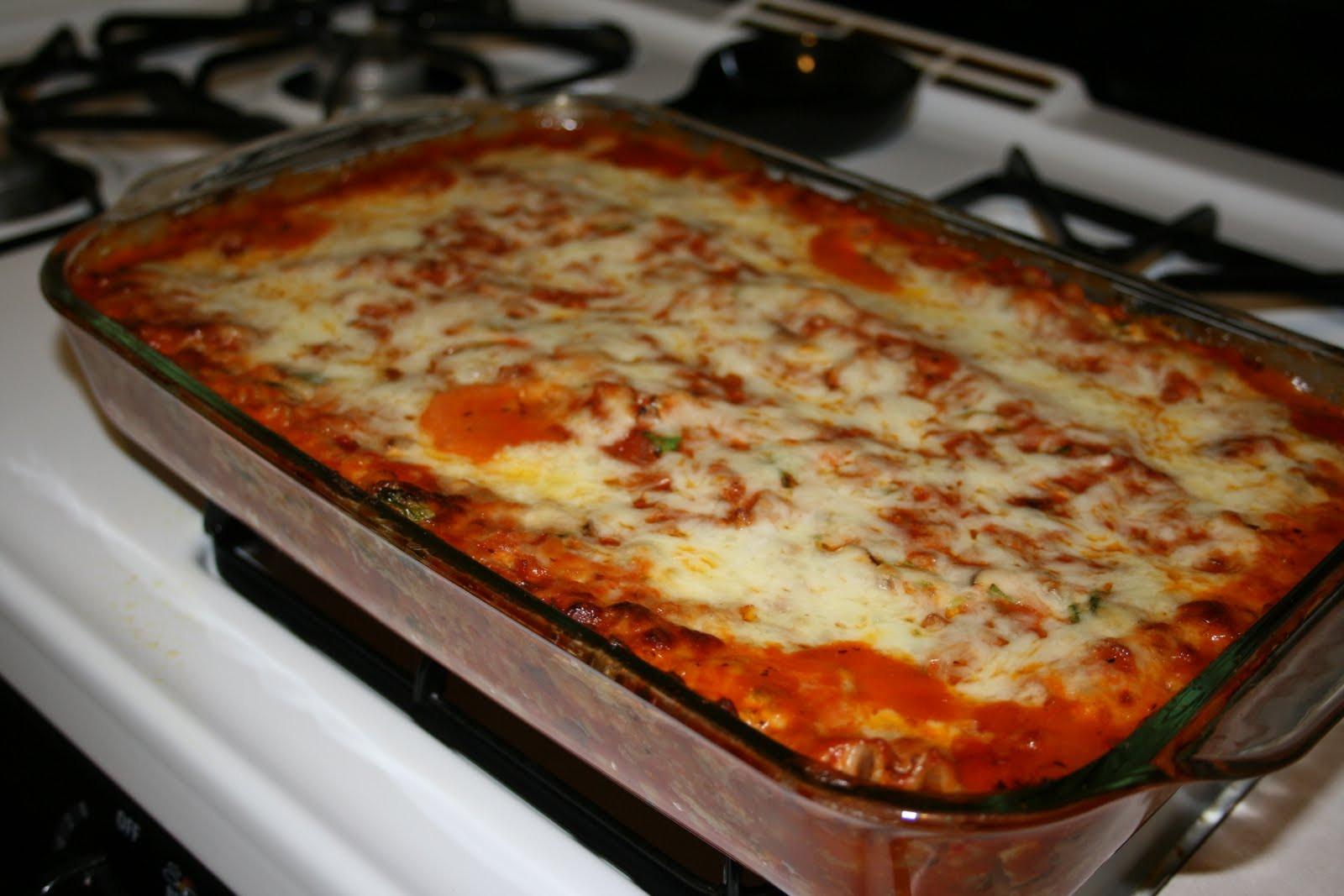 Easy Healthy Lasagna Recipe  It really IS that easy to make Recipe 46 Healthy Lasagna