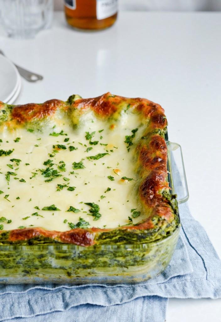 Easy Healthy Lasagna Recipe  Healthy Dinner Recipes Meal Plan Rainbow Delicious