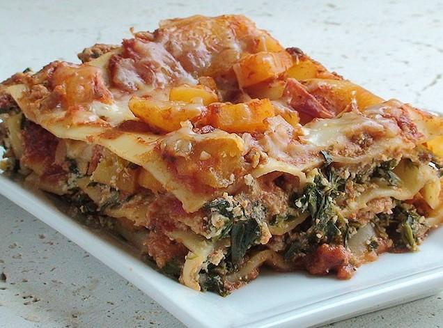 Easy Healthy Lasagna Recipe  Easy Healthy Lasagna Recipe