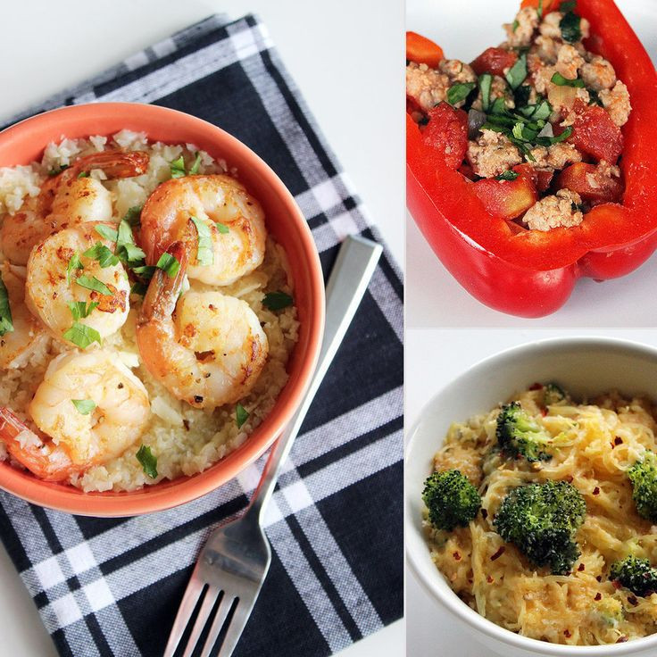Easy Healthy Low Carb Recipes  26 Healthy Low Carb Recipes For Easy Weeknight Dinners