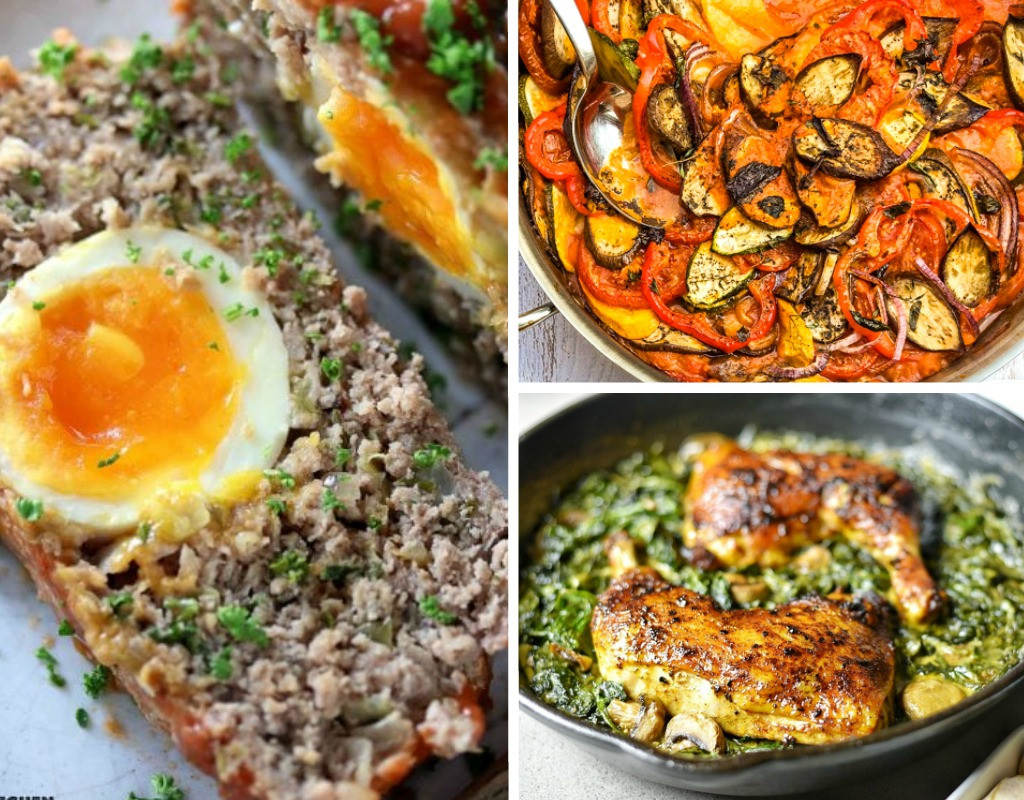 Easy Healthy Low Carb Recipes  17 Easy Low Carb Dinner Recipes Perfect to Help You Lose