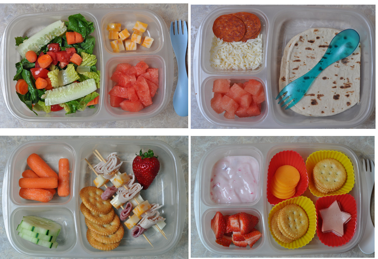 Easy Healthy Lunches  Healthy School Lunch Ideas Mommy s Fabulous Finds