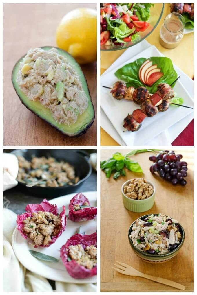 Easy Healthy Lunches  10 Easy Healthy Lunch Ideas Paleo & Gluten Free