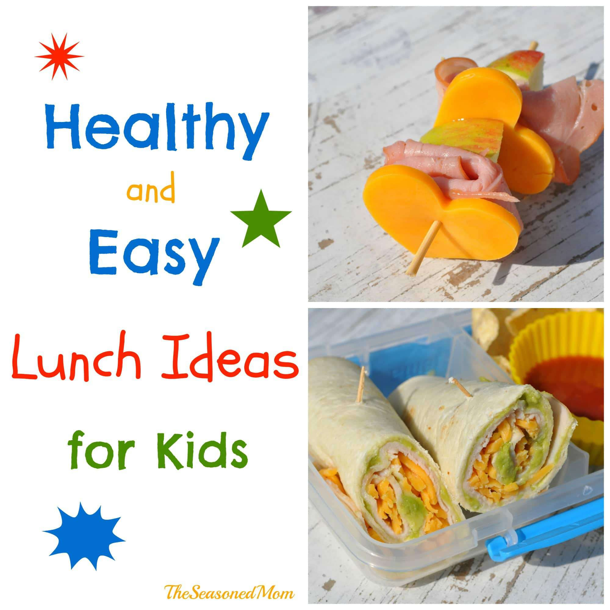 Easy Healthy Lunches For Kids  10 Toddler and Little Kid Breakfast Ideas The Seasoned Mom