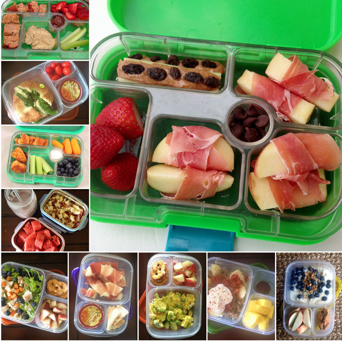 Easy Healthy Lunches  Over 50 Healthy Work Lunchbox Ideas Family Fresh Meals