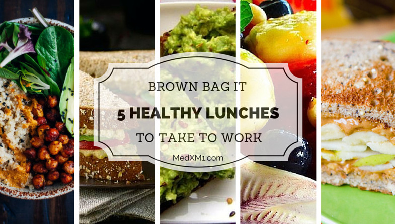 Easy Healthy Lunches To Bring To Work  Five Healthy lunches to bring to work