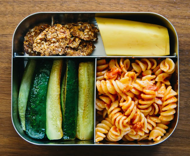 Easy Healthy Lunches To Go  Easy School Lunches